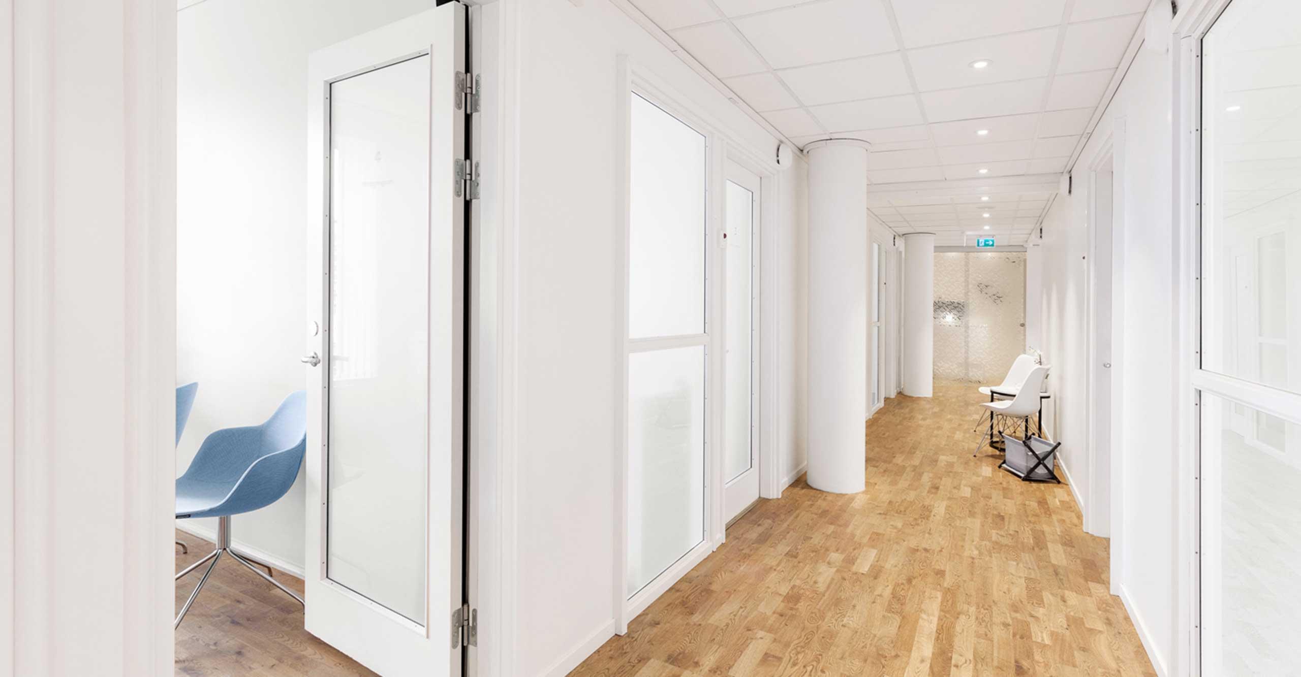 Nordiska Kliniken lokaler