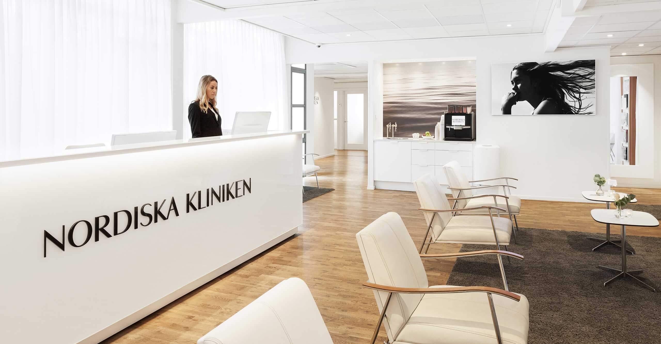 Nordiska Kliniken reception