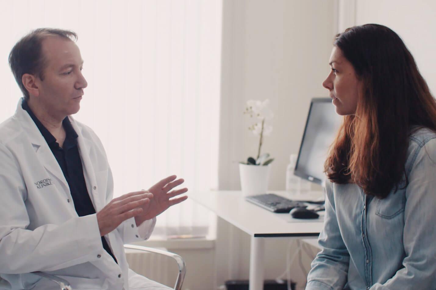 Patientberättelse om bukplastik på Nordiska Kliniken